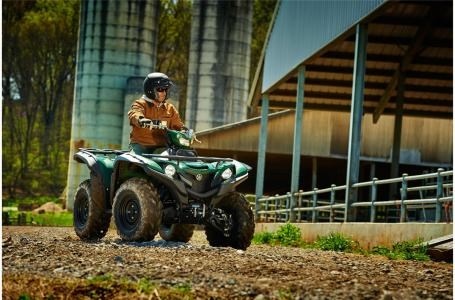 2017 Yamaha Grizzly EPS Photo 3 of 3