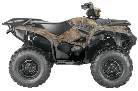 2017 Yamaha Grizzly EPS Photo 1 of 2
