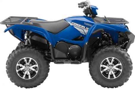 2017 Yamaha Grizzly EPS Aluminum Wheel Photo 1 of 3