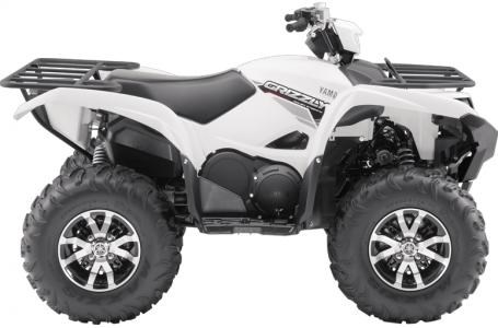 2017 Yamaha Grizzly EPS Aluminum Wheel Photo 2 of 3