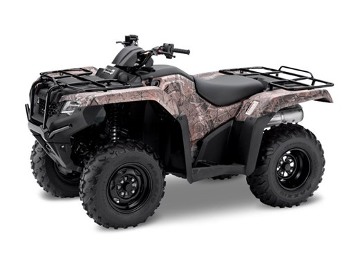 2017 Honda TRX420 Rancher DCT IRS EPS Camo Photo 1 of 2