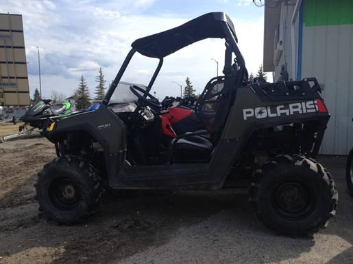 polaris ranger rzr 800 2009 used atv for sale in hearst ontario. Black Bedroom Furniture Sets. Home Design Ideas