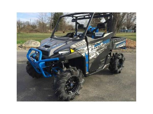 polaris ranger xp 1000 eps high lifter edition 2017 new atv for sale in timmins ontario. Black Bedroom Furniture Sets. Home Design Ideas