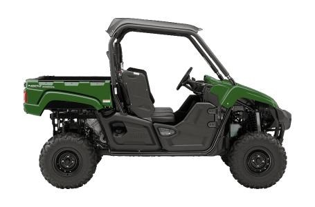 2017 Yamaha Viking EPS Photo 1 of 5