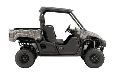 2017 Yamaha Viking EPS CAMO Photo 1 of 2
