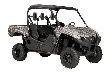 2017 Yamaha Viking EPS CAMO Photo 2 of 2