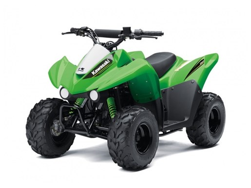 2018 Kawasaki KFX50 Photo 1 of 2