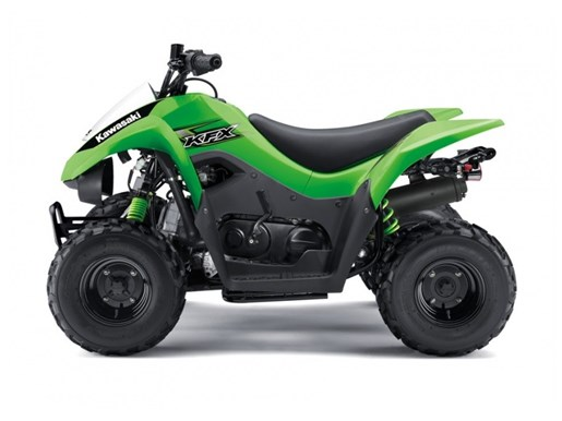 2018 Kawasaki KFX50 Photo 2 of 2