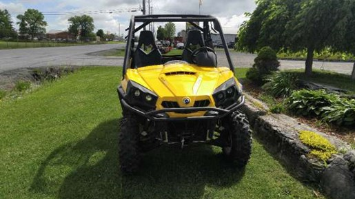 2013 Can-Am Commander XT 1000 Photo 1 of 5
