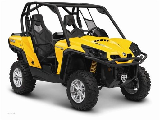 2013 Can-Am Commander XT 1000 Photo 5 of 5