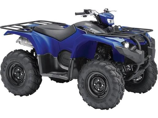 2018 Yamaha Kodiak 450 EPS Yamaha Blue Photo 1 of 1