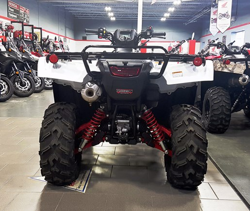 honda trx 500 rubicon deluxe dct irs eps 2016 used atv for. Black Bedroom Furniture Sets. Home Design Ideas