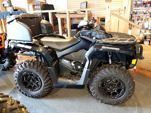 2017 Can-Am Outlander™ MAX XT-P™ 850 Photo 9 of 25