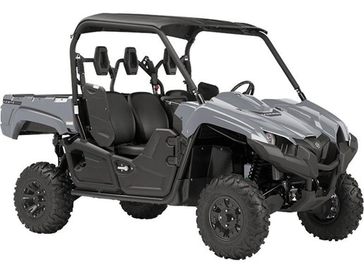 2018 Yamaha Viking EPS Gray Photo 1 of 1