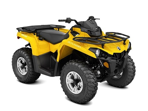 2017 Can-Am Outlander™ DPS™ 570 Photo 1 of 1