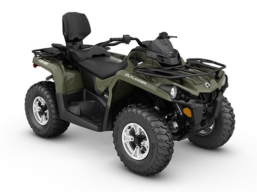 2017 Can-Am Outlander™ MAX DPS™ 570 Photo 1 of 1