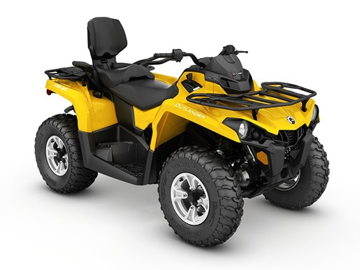 2017 Can-Am Outlander™ MAX DPS™ 450 Photo 1 of 1