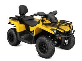 2017 Can-Am Outlander™ MAX XT™ 570 Yellow Photo 1 of 1