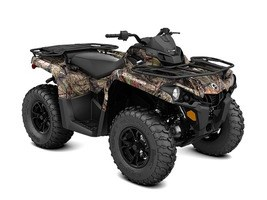 2017 Can-Am Outlander™ DPS™ 450 Mossy Oak Break-up Country Cam Photo 1 of 1
