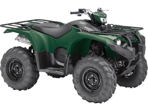2018 Yamaha Kodiak 450 EPS Green Photo 1 of 1