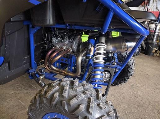 2018 Yamaha YXZ1000R SS SE Photo 7 of 9
