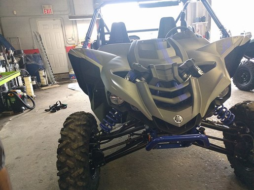 2018 Yamaha YXZ1000R SS SE Photo 9 of 9
