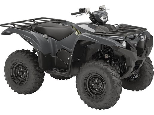 2018 Yamaha Grizzly EPS Gray Photo 1 of 1