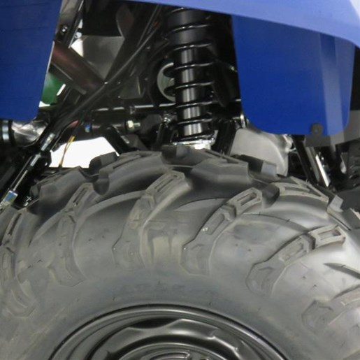 2018 Yamaha Kodiak 450 Yamaha Blue Photo 2 of 7