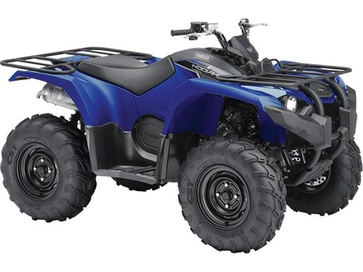 2018 Yamaha Kodiak 450 Yamaha Blue Photo 7 of 7