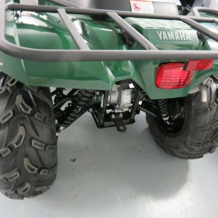 2018 Yamaha Kodiak 450 Green Photo 5 of 6