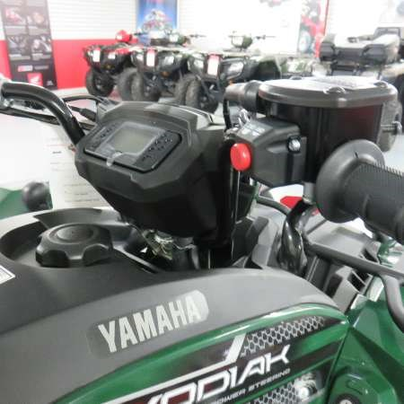2018 Yamaha Kodiak 450 Green Photo 6 of 6