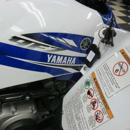 2018 Yamaha YZF50 Photo 2 of 3