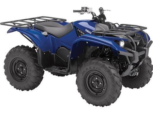 2018 Yamaha Kodiak 700 Yamaha Blue Photo 1 of 1