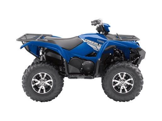 2017 Yamaha Grizzly EPS Steel Blue Photo 1 of 3