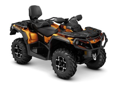 2016 Can-Am Outlander™ MAX LIMITED 1000R Photo 1 of 1