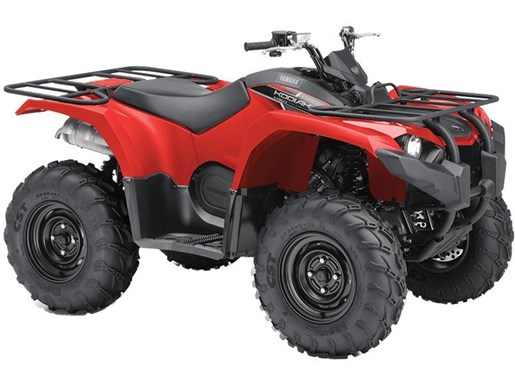 2018 Yamaha Kodiak 450 Red Photo 1 of 1
