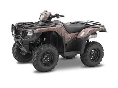2018 Honda TRX®500 Rubicon DCT IRS EPS Phantom Camo Photo 1 of 1