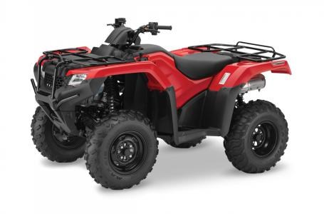 2018 Honda TRX420 FA Photo 1 of 1