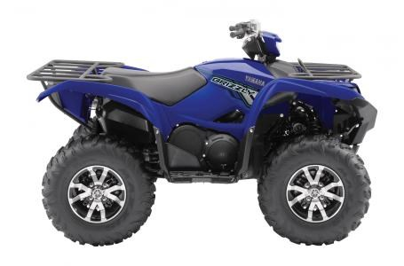 2018 Yamaha Grizzly EPS Photo 1 of 5