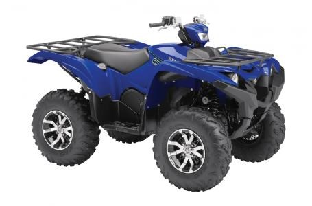 2018 Yamaha Grizzly EPS Photo 2 of 5