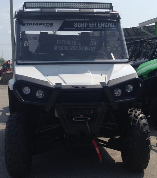 2017 Textron Off Road Stampede EPS Photo 7 of 8