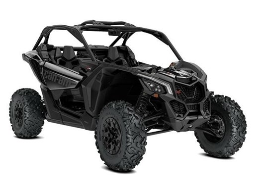 2018 Can-Am Maverick X3 X ds Turbo R Triple Black Photo 1 of 1