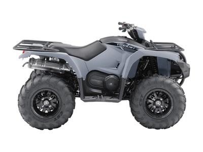 2018 Yamaha Kodiak 450 EPS Gray (aluminum mag wheels) Photo 1 of 2