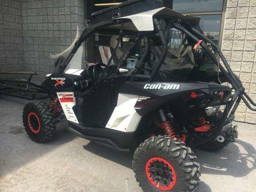2014 Can-Am Maverick X rs 1000R Photo 1 of 5
