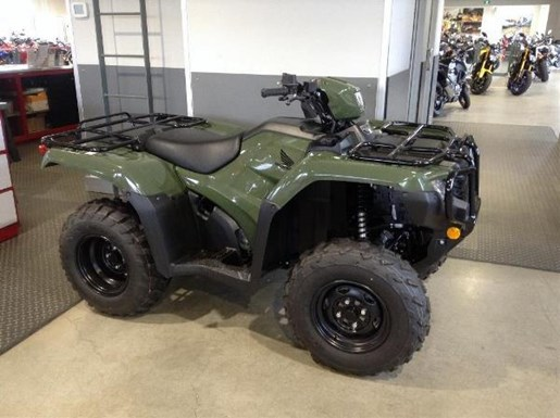 Postal Vehicles For Sale >> Honda TRX500 Foreman Olive 2018 New ATV for Sale in Langley - Serving Greater Vancouver, British ...