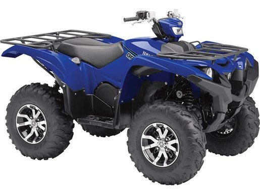 2018 Yamaha Grizzly EPS Yamaha Blue Photo 1 of 1