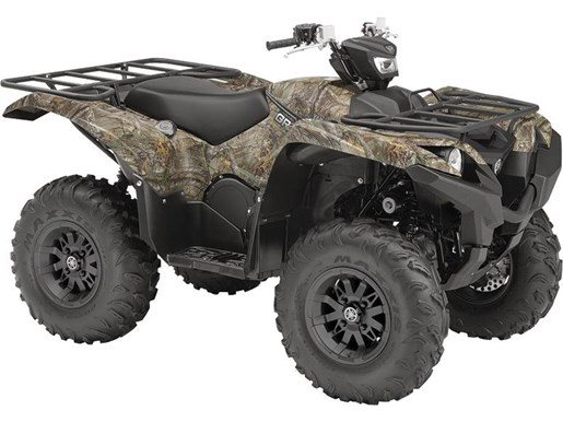 Yamaha Grizzly Eps Camo on 2018 Yamaha Camo Grizzly 700