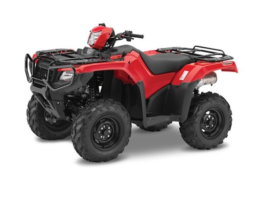 2018 Honda TRX500 Rubicon DCT IRS EPS Red Photo 1 of 1
