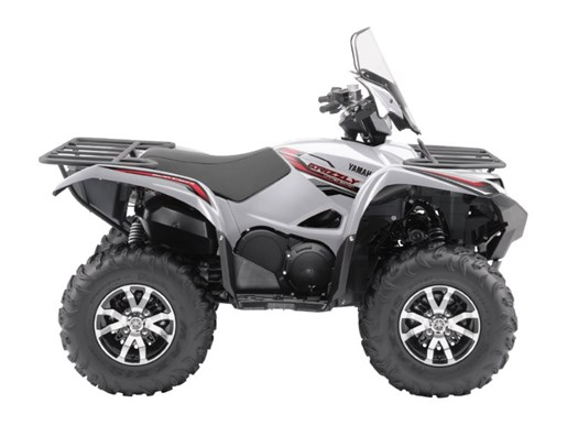 2018 Yamaha Grizzly EPS LE Photo 1 of 2
