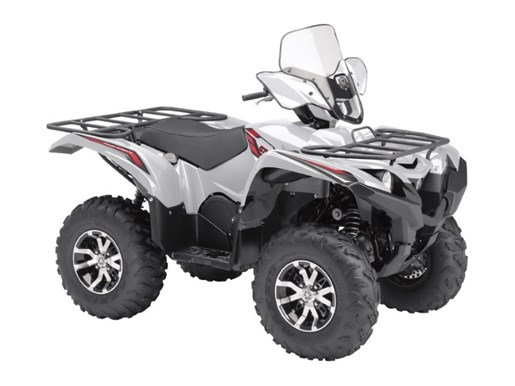 2018 Yamaha Grizzly EPS LE Photo 2 of 2
